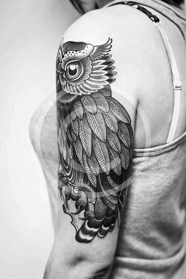 Professional Tattoo Artist in 5 Steps